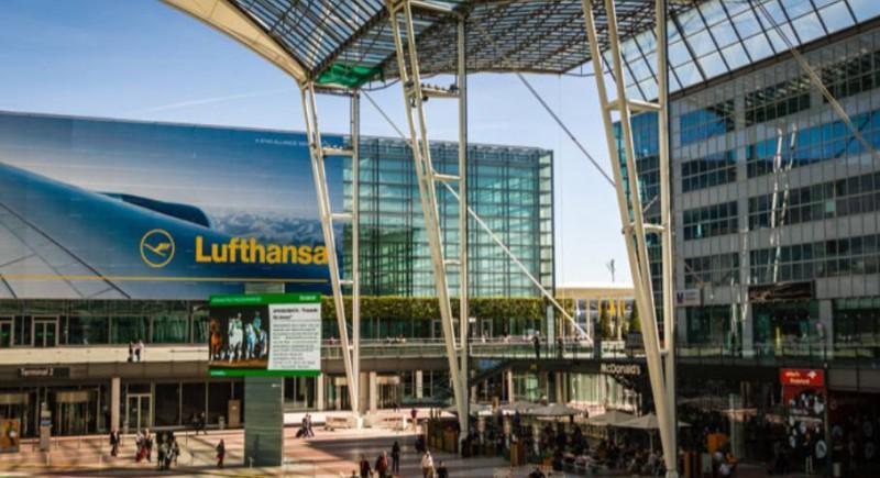 Летище Мюнхен, Германия, чартърни полети
