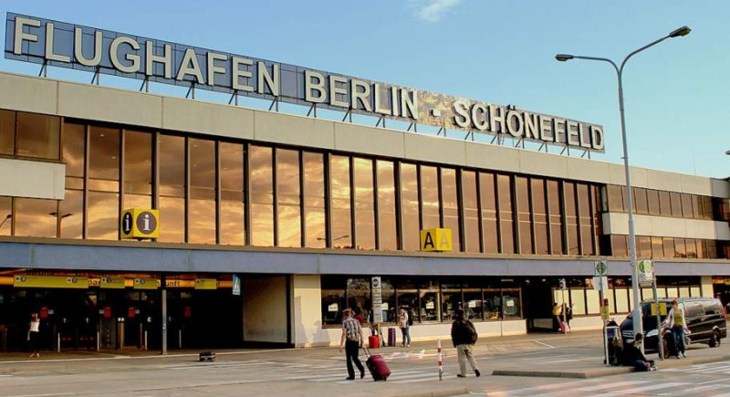Чартърни полети летище Берлин