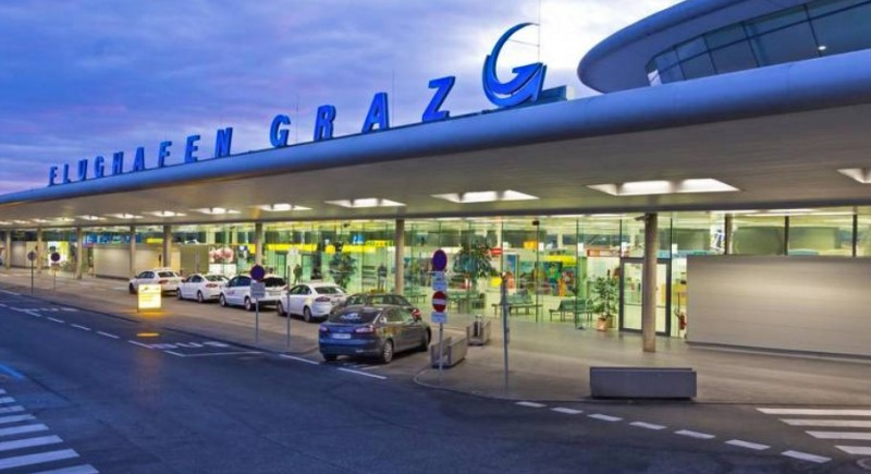 Летище Грац GRZ, чартърни полети от Бургас до Австрия